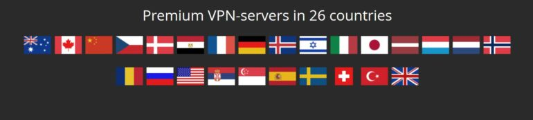 Pervect Privacy VPN